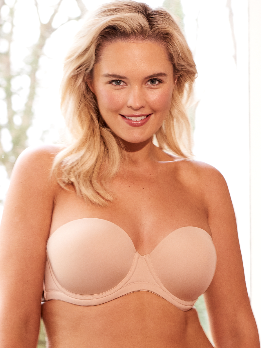 Strapless/Convertible Bras